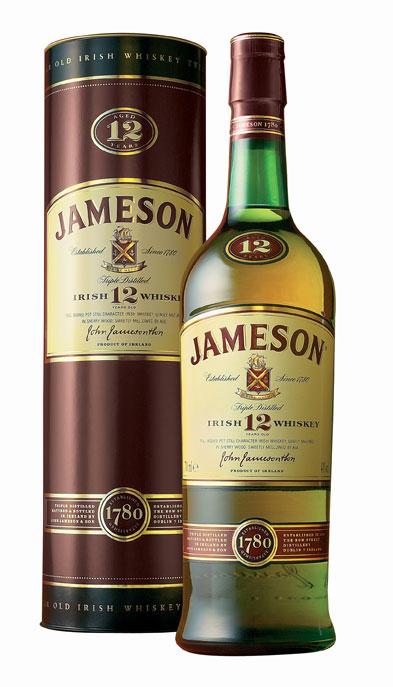 Jameson  12 años