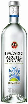 bacardi arctic grape