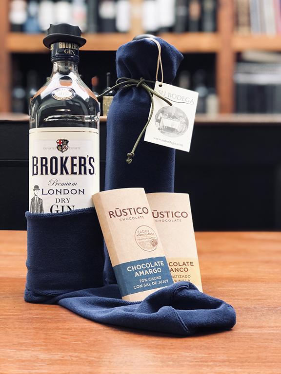 Funda Gin Brokers