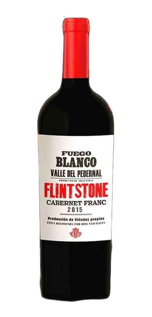 Fuego Blanco Flintstone