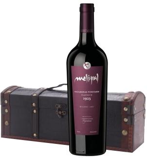 Melipal Nazarenas vineyard