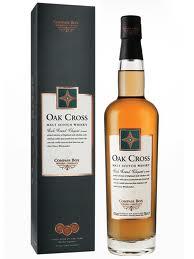 Oak cross malt scotch
