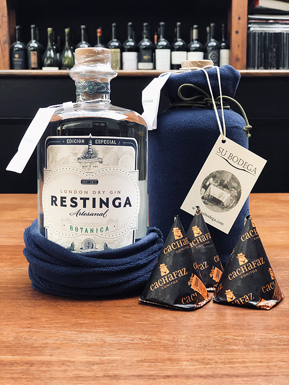 Funda Gin Restinga